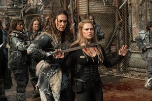 "The 100 ""Echoes"" (4x01) promotional picture"