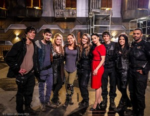 The 100 Season 3 Cast