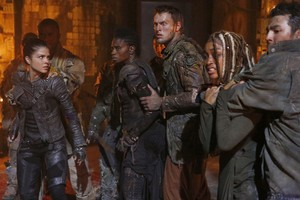 "The 100 ""The Four Horsemen"" (4x03) promotional picture"