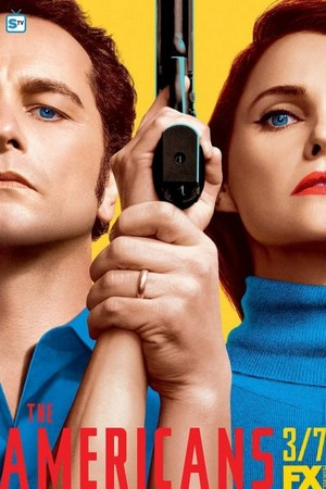 The Americans Season 5 Poster