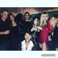 The Chainsmokers Pre Grammy Turn Up at the Private Residence - nina-dobrev photo