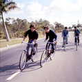 The Fab Four goes bike riding - the-beatles photo