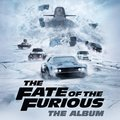 The Fate of the Furious: The Album - Cover