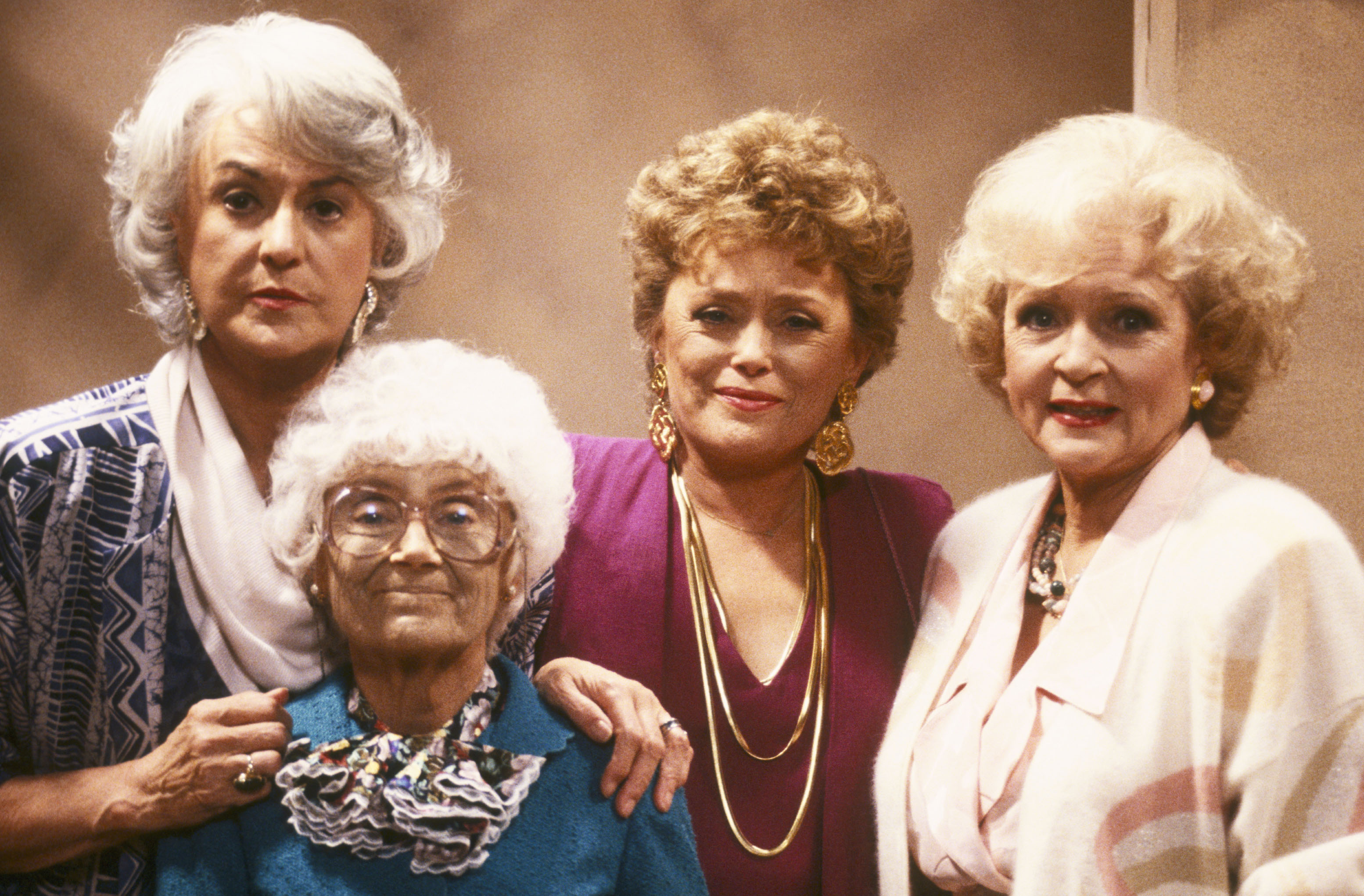 the golden girls The golden girls is based on the lives and interactions of four older women who have all been divorced/widowed, and are now roommates dorothy's main goal during the series is to find a.