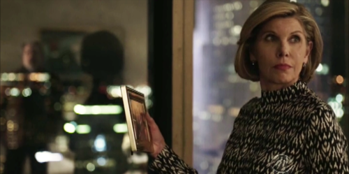 Risultati immagini per the good fight diane lockhart