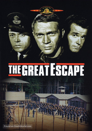The Great Escape DVD Cover