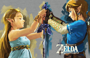 legenda zelda