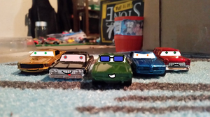 The Muscle Car Gang