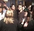 The Vampire Diaries series finale set photos - the-vampire-diaries-tv-show photo