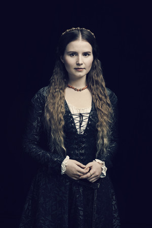The White Margaret Plantagenet Official Picture