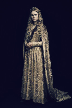 The White Princess Cecily of York Official Picture