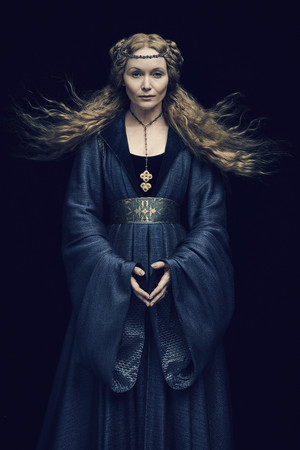The White Princess Dowager Queen Elizabeth Official Picture