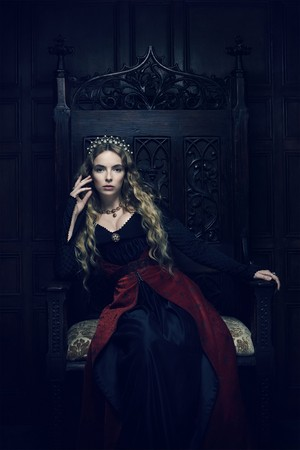 The White Princess Elizabeth Official Picture