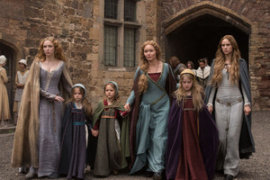 The White Princess First Look Picture