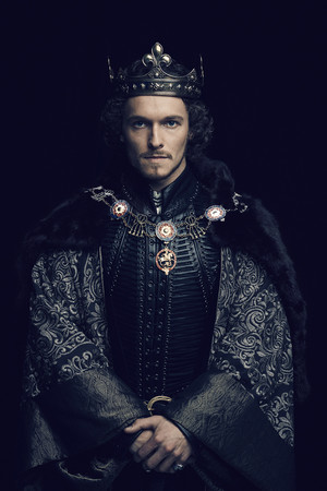 The White Princess Henry VII Official Picture