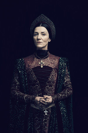 The White Princess Margaret Beaufort Official Picture