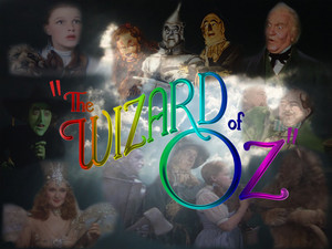 The Wizard of Oz,Wallpaper