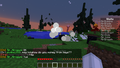 TheCyborg582 killing two ppl with end crystal troll - minecraft photo