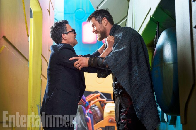 Thor: Ragnarok - Exclusive First Look تصاویر