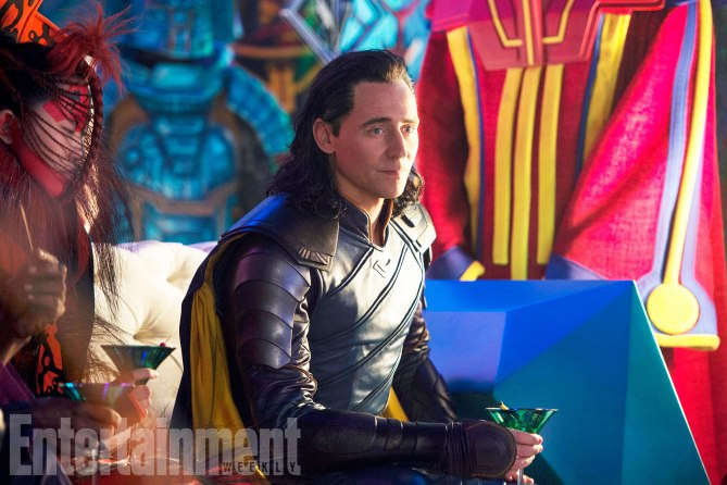 Thor: Ragnarok - Exclusive First Look Photos