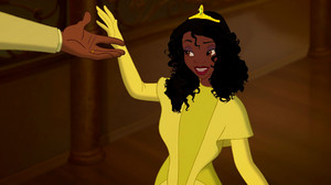 Tiana With Loose Hair