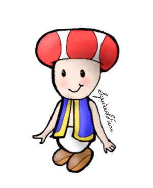 Toad by SquirrelFace
