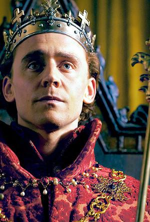 Tom as Prince Hal