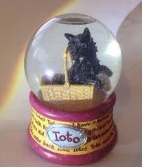 Toto Snow Globe