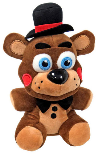 Five Nights at Freddy's 壁紙 entitled Toy Freddy Plush