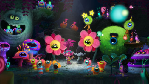DreamWorks Trolls Обои entitled Trolls