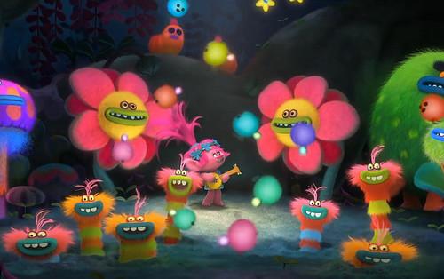 DreamWorks Trolls fondo de pantalla called Trolls