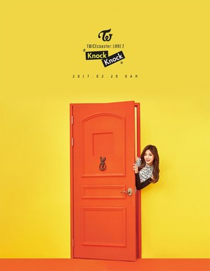"Tzuyu's Individual Teaser Image for ""Knock Knock''"