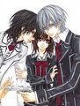 Vampire knight~ Love triangle - vampire-knight photo