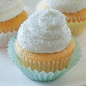 Vanilla cupcake, kek cawan