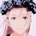 Victor flower crown icon - yuri-on-ice icon