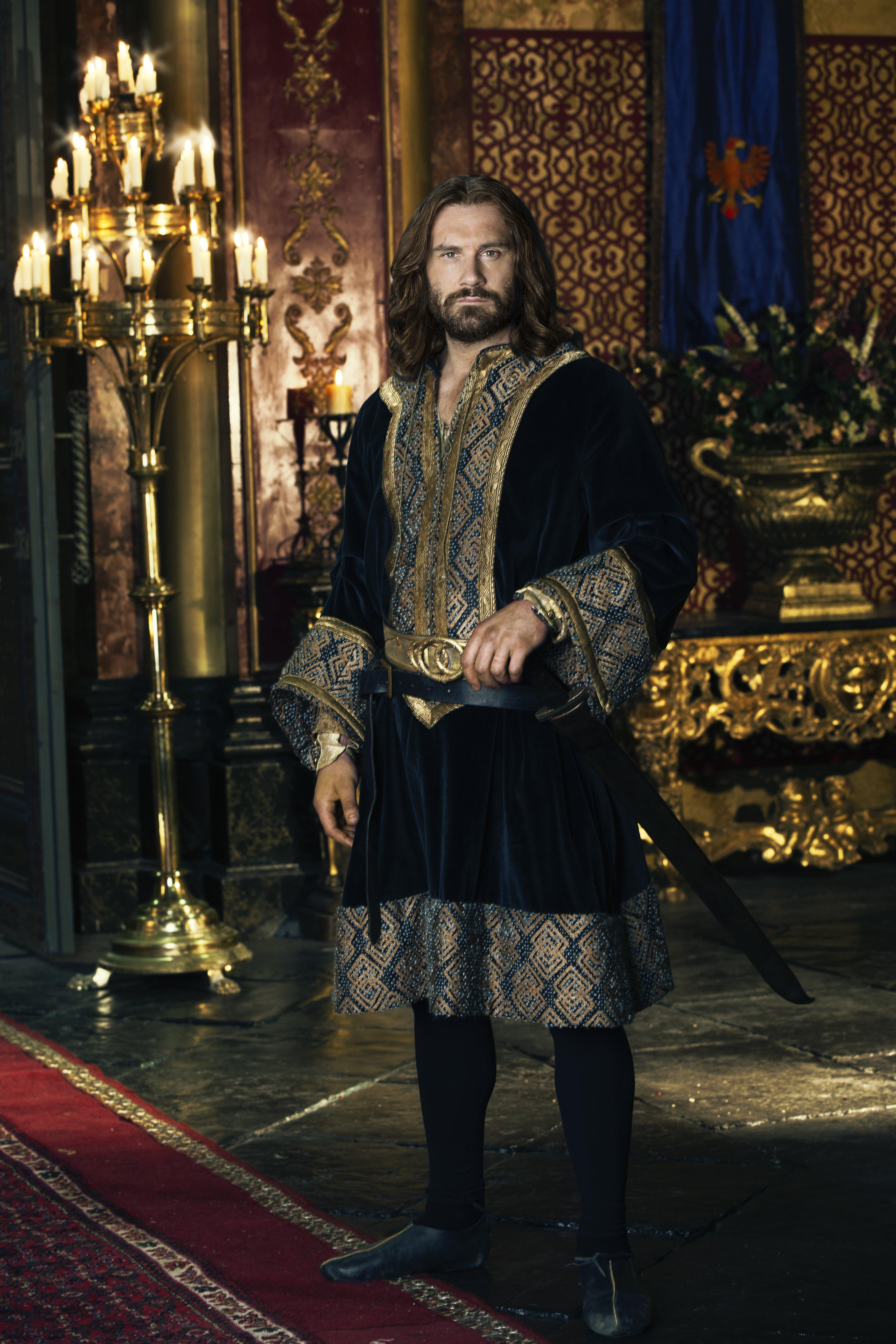 Vikings Rollo Season 4 Official Picture