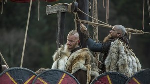 "Vikings ""The Great Army"" (4x17) promotional picture"