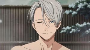 Viktor's beautiful smile