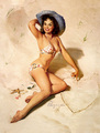 Vintage Pin Up - pin-up-girls photo