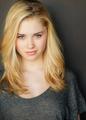 Virginia Gardner has been cast as Karolina Dean