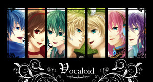 Vocaloids! Num!