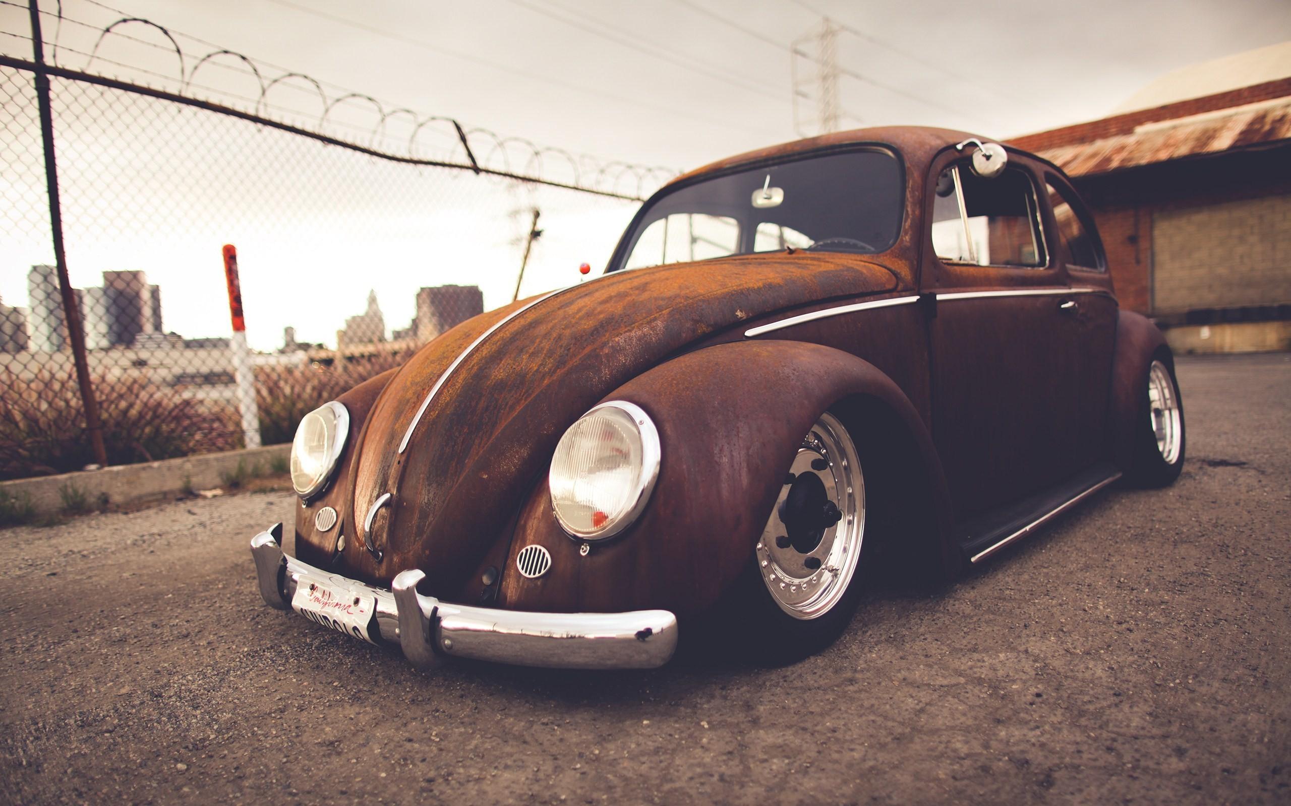 Volkswagen Beetle (Volkswagen Käfer): Time & Rust