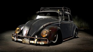Volkswagen Beetle (Volkswagen Käfer): Time & Rust