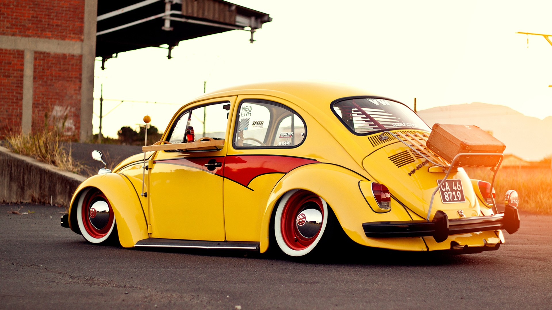 Convertible Vw Bug >> Volkswagen Beetle images Volkswagen Beetle (Volkswagen Käfer): Yellow HD wallpaper and ...