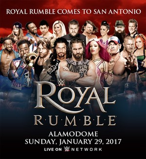 WWE Royal Rumble 2017 Full list of Winner