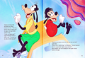 Walt ডিজনি Book Scans – A Goofy Movie: The Story of Max Goof (Danish Version)