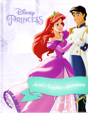 Walt Disney کتابیں – The Little Mermaid: Ariel's ڈالفن Adventure (English Version)