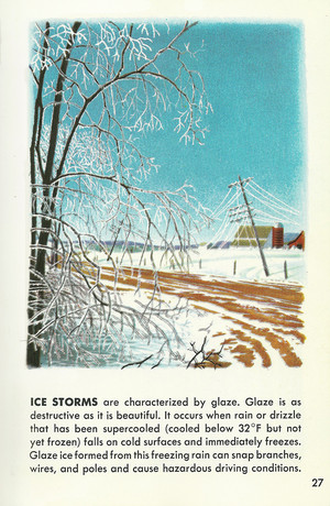 Weather - Ice Storms