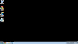Windows 7 Desktop Transparent 1