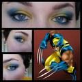 Wolverine Eye Shadow pt. 3 - x-men photo